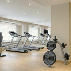 Crowne Plaza Ufa – Congress Hotel фитнесс-зал