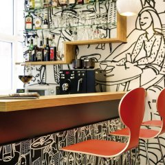 Отель ibis Nuernberg Altstadt гостиничный бар