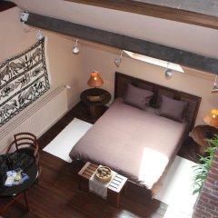 Отель B&B Les Habitats Nomades Бельгия, Брюссель - отзывы, цены и фото номеров - забронировать отель B&B Les Habitats Nomades онлайн комната для гостей фото 5