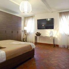 Апартаменты Navona Luxury Apartments комната для гостей фото 15