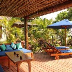 Отель Blue Lagoon Beach Resort Фиджи, Матаялеву - отзывы, цены и фото номеров - забронировать отель Blue Lagoon Beach Resort онлайн бассейн фото 3