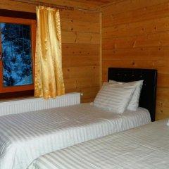 Ayder Elizan Hotel сейф в номере