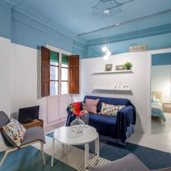 Апартаменты Valencia Flat Rental - Apartment Historical Center комната для гостей фото 5