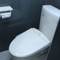 Отель Suimeiso Яманакако ванная
