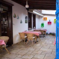 Отель La Casa Pansiyon питание