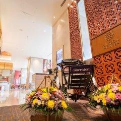 Sheraton Saigon Hotel & Towers фото 2