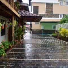 WEStay at the Grand Nyaung Shwe Hotel парковка