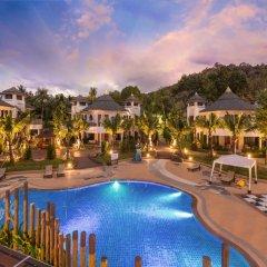 Отель Krabi Resort Таиланд, Ао Нанг - 11 отзывов об отеле, цены и фото номеров - забронировать отель Krabi Resort онлайн бассейн фото 2