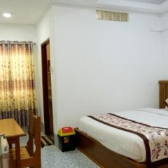 Отель Naung Yoe Motel Мьянма, Пром - отзывы, цены и фото номеров - забронировать отель Naung Yoe Motel онлайн комната для гостей фото 4