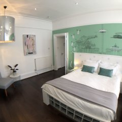 Отель Nineteen Великобритания, Кемптаун - отзывы, цены и фото номеров - забронировать отель Nineteen онлайн комната для гостей фото 4