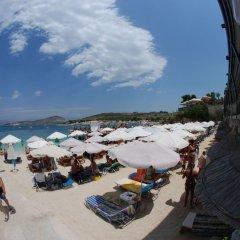 Отель Vila Abiori Албания, Ксамил - отзывы, цены и фото номеров - забронировать отель Vila Abiori онлайн пляж
