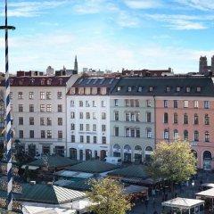 Отель Living Hotel Das Viktualienmarkt by Derag Германия, Мюнхен - отзывы, цены и фото номеров - забронировать отель Living Hotel Das Viktualienmarkt by Derag онлайн фото 4
