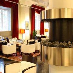 Отель First Norrtull Стокгольм интерьер отеля