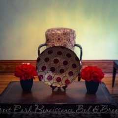 Отель Ledroit Park Renaissance Bed and Breakfast США, Вашингтон - отзывы, цены и фото номеров - забронировать отель Ledroit Park Renaissance Bed and Breakfast онлайн интерьер отеля