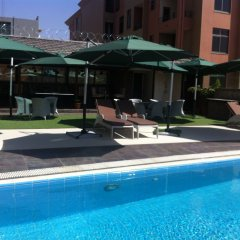 Saro Maria Hotel in Addis Ababa, Ethiopia from 135$, photos, reviews - zenhotels.com pool