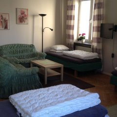Отель Bosses Gästvåningar Швеция, Мальме - отзывы, цены и фото номеров - забронировать отель Bosses Gästvåningar онлайн комната для гостей фото 3