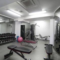 Апартаменты Coralli Spa Протарас фитнесс-зал