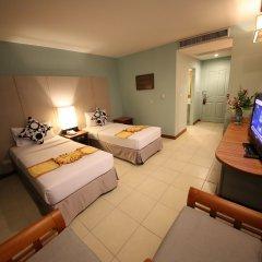 Отель Green Park Resort Таиланд, Паттайя - - забронировать отель Green Park Resort, цены и фото номеров комната для гостей фото 2