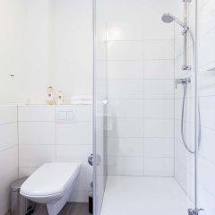 Отель cookionista Apartment Германия, Нюрнберг - отзывы, цены и фото номеров - забронировать отель cookionista Apartment онлайн ванная