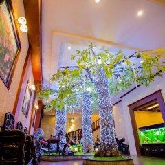 Hoa Hong Hotel - Xa Dan интерьер отеля