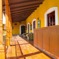 Hotel Antigua Comayagua интерьер отеля