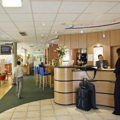Отель Ibis Salzburg Nord Зальцбург интерьер отеля фото 3