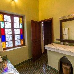 Отель Dar Al Andalous Марокко, Фес - отзывы, цены и фото номеров - забронировать отель Dar Al Andalous онлайн ванная