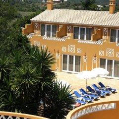 Отель Montinho De Ouro балкон