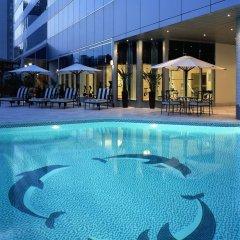 Corniche Hotel Abu Dhabi бассейн фото 3