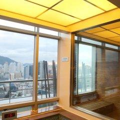 Отель Novotel Ambassador Daegu Южная Корея, Тэгу - отзывы, цены и фото номеров - забронировать отель Novotel Ambassador Daegu онлайн балкон