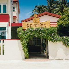 Отель Reveries Diving Village, Maldives фото 4