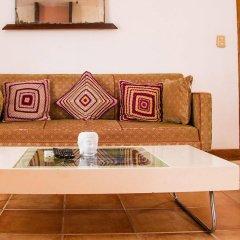 Отель La Armonia by Bunik Мексика, Плая-дель-Кармен - отзывы, цены и фото номеров - забронировать отель La Armonia by Bunik онлайн комната для гостей фото 2