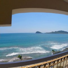 Отель Don Pelayo Pacific Beach балкон