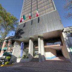 Отель Royal Reforma Мехико приотельная территория фото 2