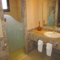 Отель Fishing Lodge Cap Cana Доминикана, Пунта Кана - отзывы, цены и фото номеров - забронировать отель Fishing Lodge Cap Cana онлайн ванная