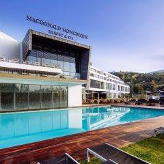 Отель Monchique Resort & Spa бассейн