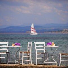 Отель Acrotel Athena Residence пляж