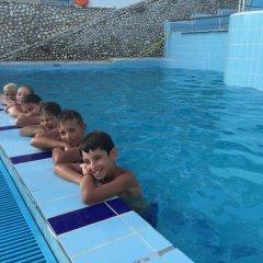 Hotel Olympia Саранда бассейн фото 2