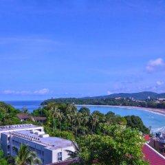 Отель Orchidacea Resort пляж фото 2