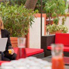 Отель Novotel Nice Centre Франция, Ницца - 2 отзыва об отеле, цены и фото номеров - забронировать отель Novotel Nice Centre онлайн фитнесс-зал фото 3