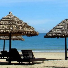 Отель Pearl Beach Homestay пляж