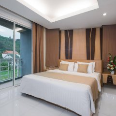 The Allano Phuket Hotel комната для гостей фото 4