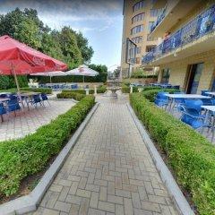 Отель Dana Palace Болгария, Золотые пески - отзывы, цены и фото номеров - забронировать отель Dana Palace онлайн пляж фото 2