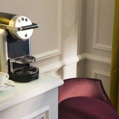 Отель Bourgogne Et Montana Париж удобства в номере
