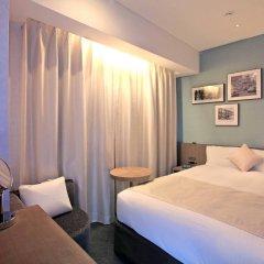Отель Gracery Ginza Япония, Токио - отзывы, цены и фото номеров - забронировать отель Gracery Ginza онлайн комната для гостей фото 2