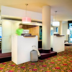 Отель Ibis Styles Wien City Вена в номере