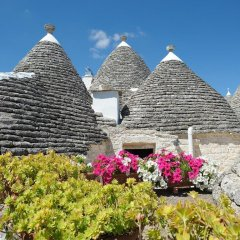 Отель Romantic Trulli Альберобелло фото 7