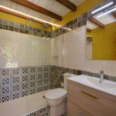 Отель El Puentuco ванная фото 2