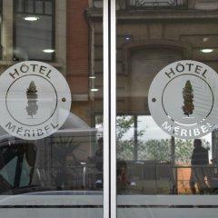 Отель Hôtel Méribel Брюссель фото 5