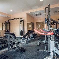 Avenue Deluxe Hotel фитнесс-зал фото 4